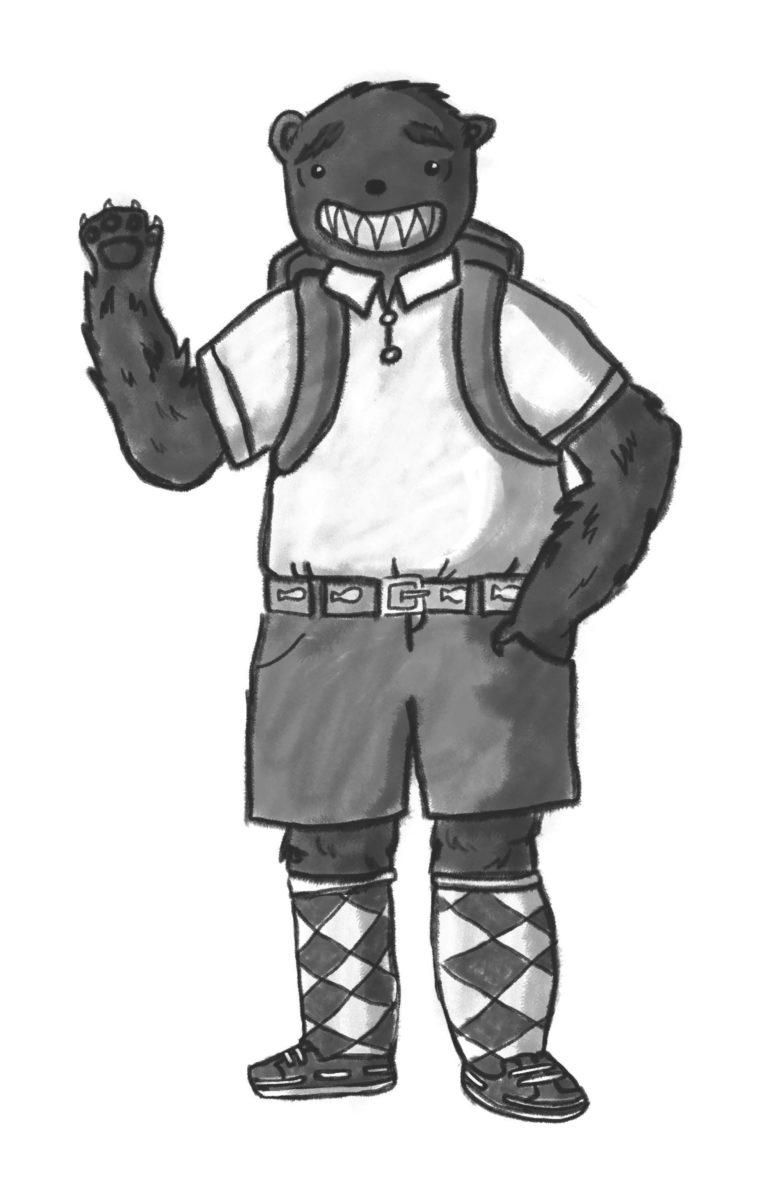Brockster Bear.